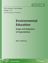 Environmental Education, 2011 cover page