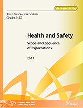 Health and Safety, 2017 cover page
