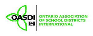 Ontario Association of School Districts International (OASDI) logo